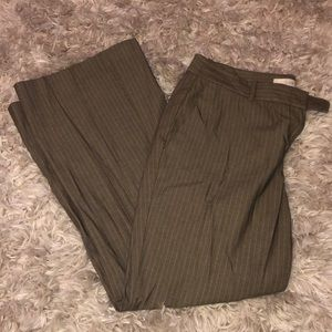 Marisa striped trousers